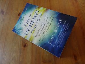 Boek 'Stel je de hemel eens voor' van John Burke